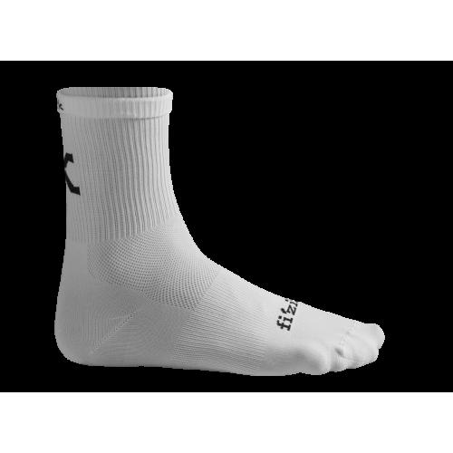 Χειμερινές κάλτσες Fizik Cycling Socks Black/White