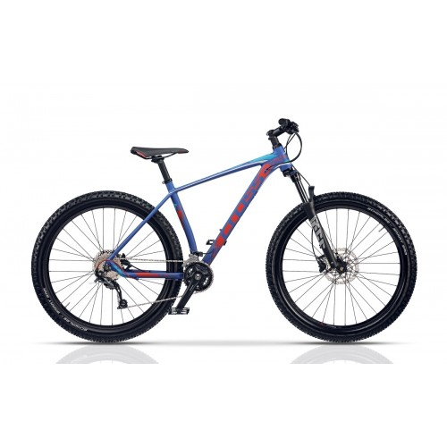 "Cross Xtend Plus 27.5"" Sky Blue-Red"