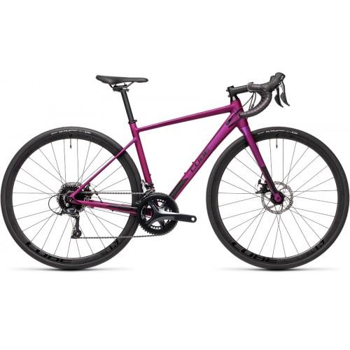 Cube Axial WS Pro Purple 'n' Black - 2021