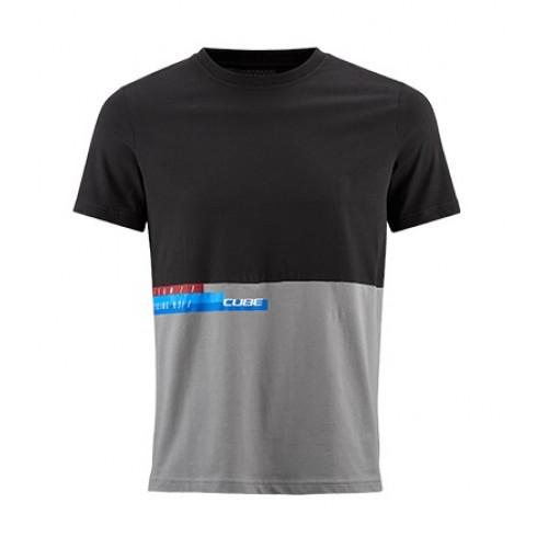 Μπλούζα Cube με κοντό μανίκι T-Shirt Team - 10567