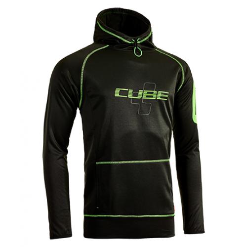Μπλούζα με μακρύ μανίκι Cube Hoody Race L/S -10635