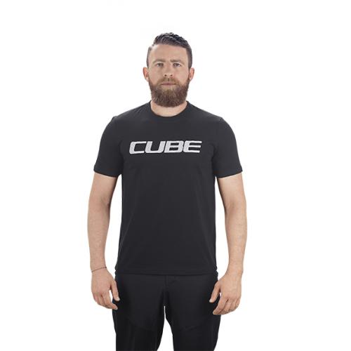 Μπλούζα Cube με κοντό μανίκι T-Shirt Cube Logo - 10983