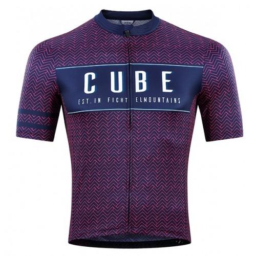 Μπλούζα με κοντό μανίκι Cube Blackline Jersey 2020 S/S - 11155