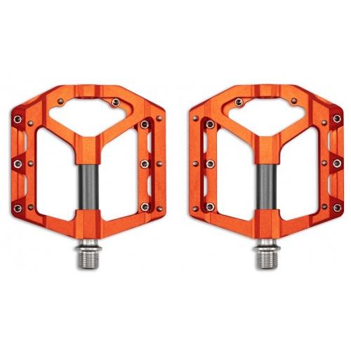 Πετάλια RFR Flat SLT 2.0 Orange 'n' Grey - 14379