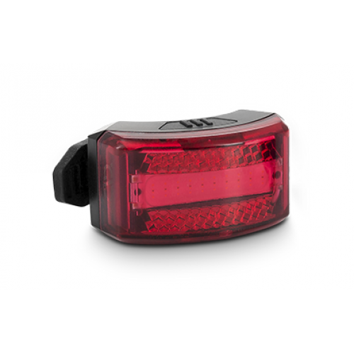 "Φανάρι οπίσθιο Acid by Cube LED Light HPP ""Red"" - 93064"