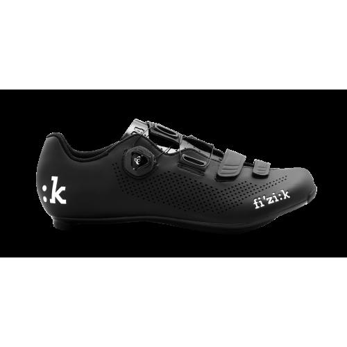 Παπούτσια Fizik R4B Uomo - Black White