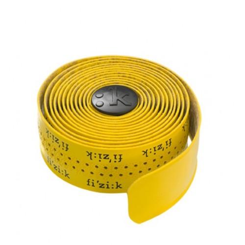 Ταινία τιμονιού Fizik Superlight Tacky Touch - Yellow with Fi'zi:k logos