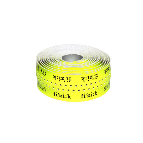 Ταινία τιμονιού Fizik Superlight Classic Touch - Fluo Yellow with logos