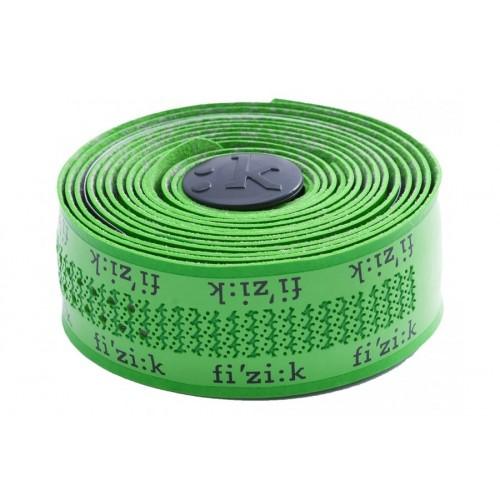 Ταινία τιμονιού Fizik Superlight Tacky Touch - Green with Fi'zi:k logos