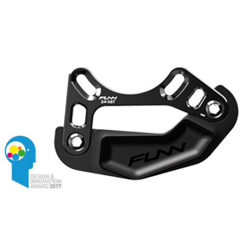 Chain Guide FUNN ZIPPA BASH GUARD 34T -36T
