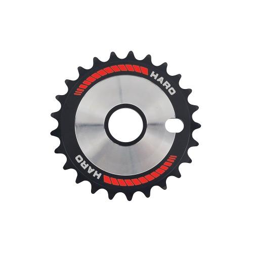 Δίσκος Haro Team Disc 28Τ - Black/Red