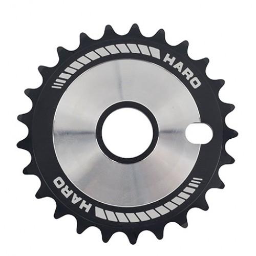 Δίσκος Haro Team Disc 28Τ - Black/Silver