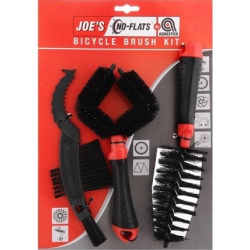 Σετ καθαρισμού Joe's Bike Brush Kit