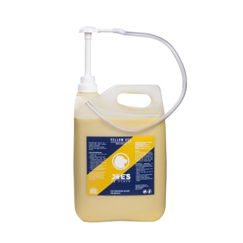Joe's Yellow Gel  5 LT JerryCan
