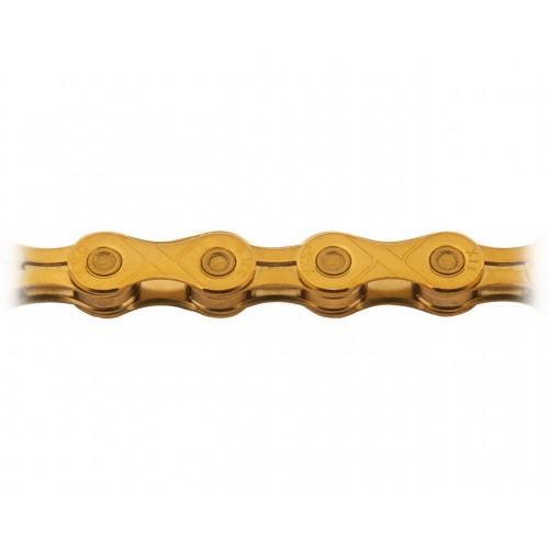 Αλυσίδα KMC X11 EL Gold Ti
