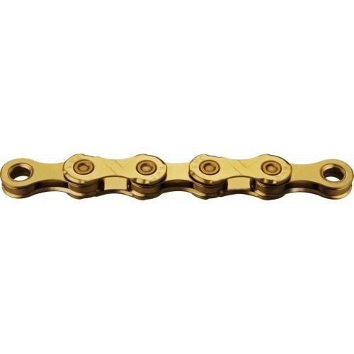 Αλυσίδα KMC X12 Gold 126 Links