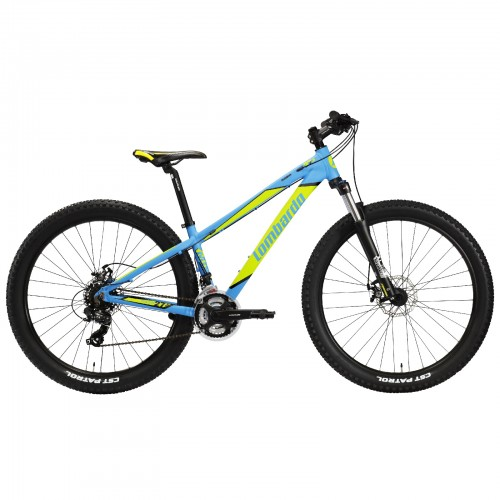 "Lombardo Mozia 27.5"" Sky Blue-Yellow-Black Matt"