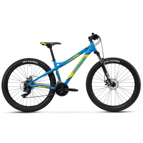 "Lombardo Mozia 24"" Disc Blue-Yellow Mat"
