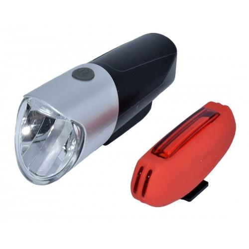 Σετ Φανάρια Selecta Led USB - XC-215181