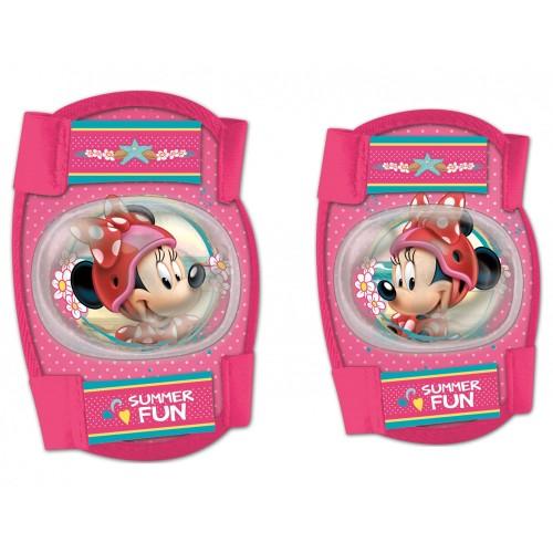 Σετ προστατευτικών αξεσουάρ για παιδιά Disney Minnie (Επιαγκωνίδες - Επιγονατίδες)
