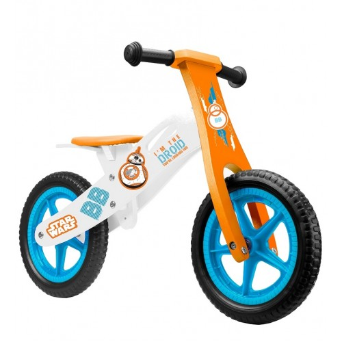 Ποδήλατο ισορροπίας Disney ξύλινο Star Wars BB8