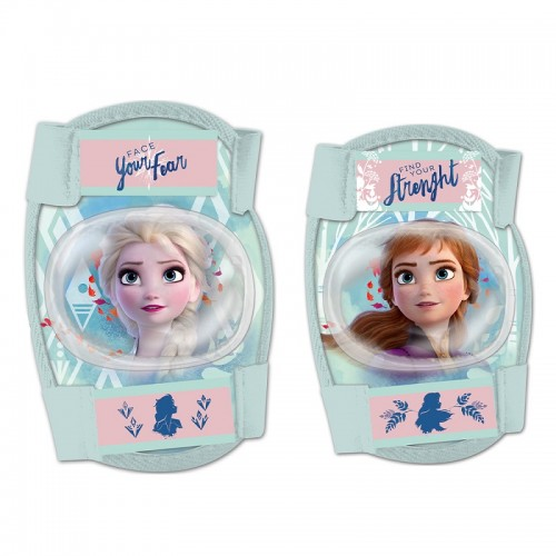 Σετ προστατευτικών αξεσουάρ για παιδιά Disney Frozen 2 (Επιαγκωνίδες - Επιγονατίδες)