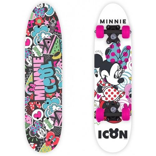 Πατίνι ξύλινο (Skateboard) Minnie