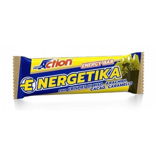ProAction Energetica Bar  - Φυστίκι-Καραμέλα-Κακάο