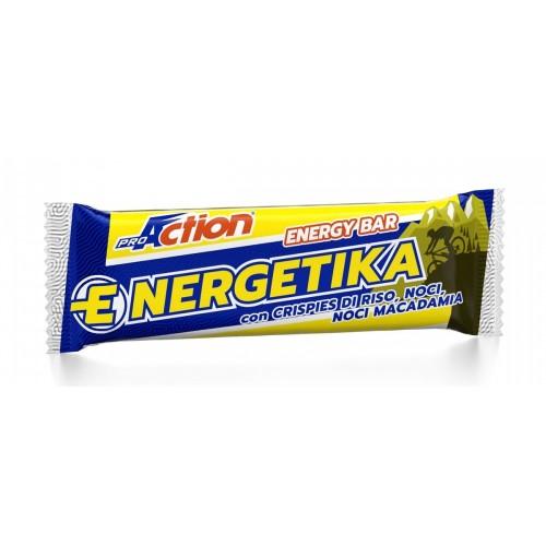 ProAction Energetica Bar  - Καρύδια-Καρύδια Macadamia