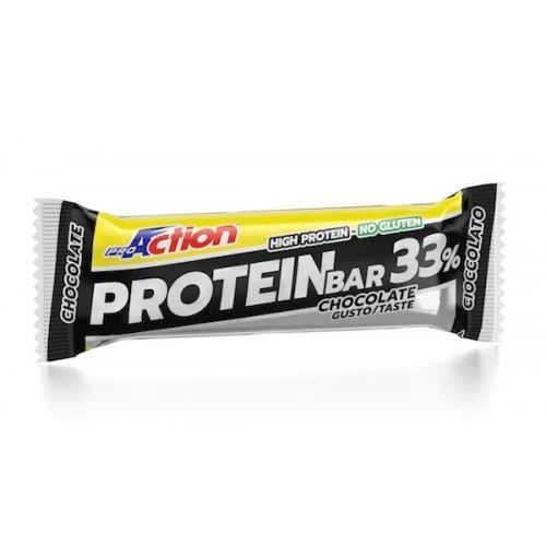 ProAction Protein Bar 33%  - Σοκολάτα