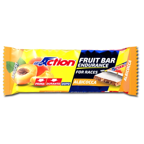 ProAction Fruit Bar  - Βερύκοκο
