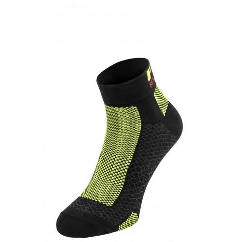 EASY. R2 κάλτσες Μαύρο/Πράσινο