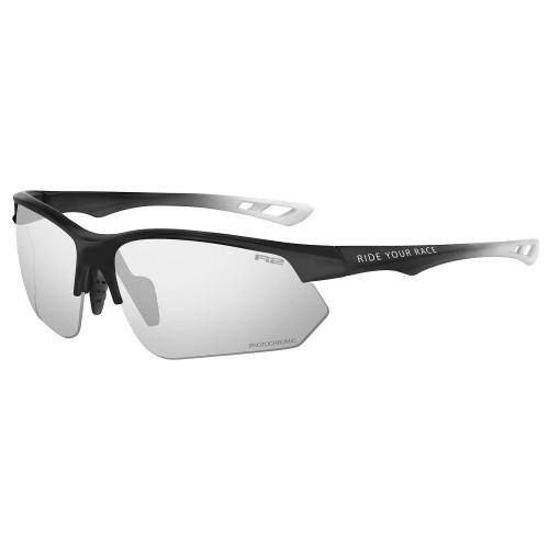 """Γυαλιά Ποδηλασίας R2 """"DROP"""" - Μαύρο με Φωτοχρωμικούς Φακούς"""