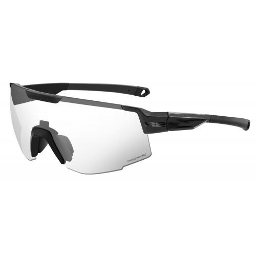 """Γυαλιά Ποδηλασίας R2 """"EDGE"""" - Μαύρο με Φωτοχρωμικούς Φακούς"""