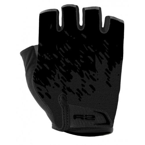 Γάντια R2 EASER - Μαύρο/Γκρί