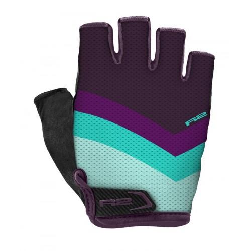 Γάντια R2 OMBRA - Μώβ/Mint