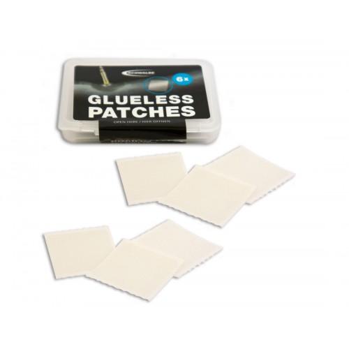 Κίτ επισκευής αεροθαλάμου Schwalbe Glueless Patches αυτοκόλλητα (χωρίς κόλλα)