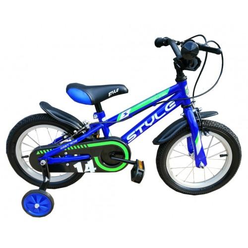 """Παιδικό ποδήλατο 12"""" Style Challenger ΙΙ - Μπλέ 2020"""