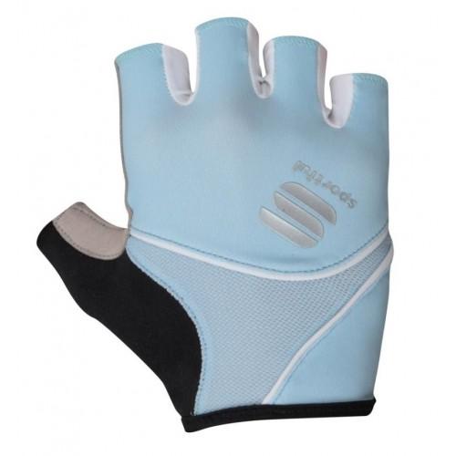 Γάντια Sportful PRO W - Cyan