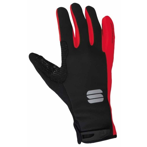 Γάντια Sportful Windstopper ESSENTIAL 2 - Black/Red