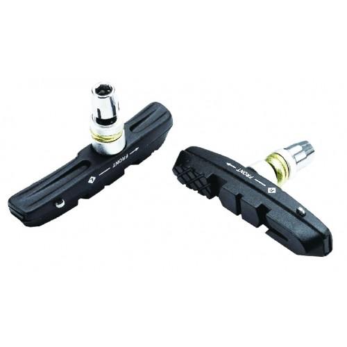 Παπουτσάκια V-Brake .Triple Contour Design Brake Pads XBS-203 XON