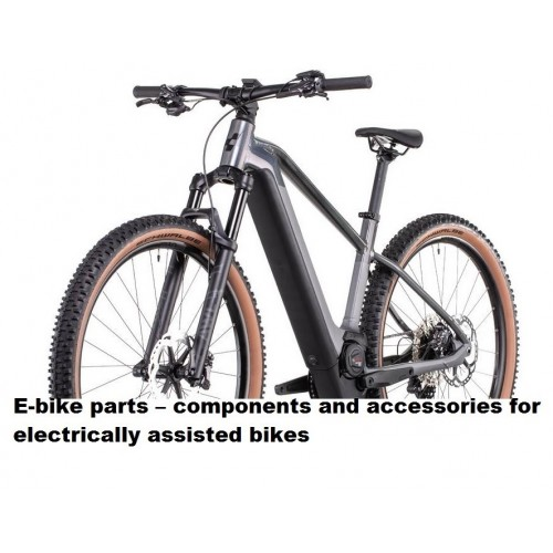 Cube E-Bike Parts and Accessories