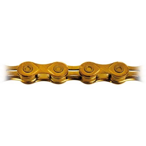 Αλυσίδα KMC X10 EL Gold Ti