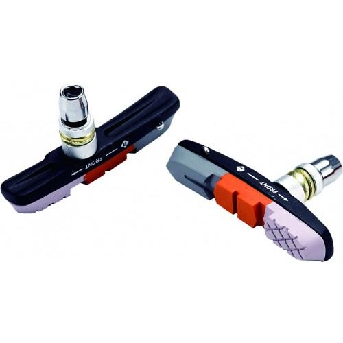 Παπουτσάκια V-Brake .Triple Contour Design Brake Pads XBS-204 XON