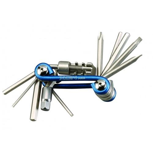 Πολυεργαλείο XON 11 in 1 bike tool. XBT-03